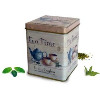 Boite carré Tea-Time - 100g