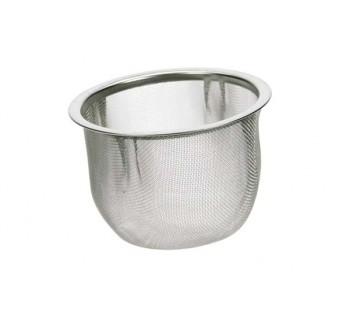 Filtre en inox pour théière, diamètre 8cm