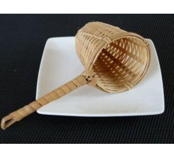 Passoire bambou