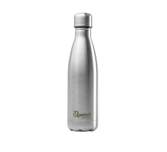 Bouteille nomade 500 ml inox brossé isotherme