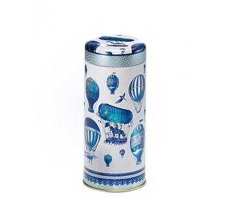 Boîte à thé ronde Montgolfière 130g
