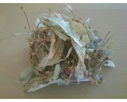 Tilleul bractée bio en feuilles