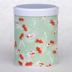 Boîte à thé sakana 120g