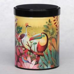 Boîte à thé Toucan 120g