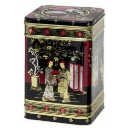 """Boîte """"Chinese Art"""" sur fond noir 1kg"""