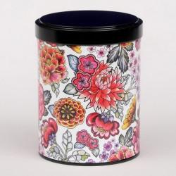 Boîte à thé jardin des fleurs 120g