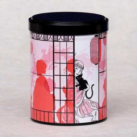 Boîte à thé Pavillon de thé 120g