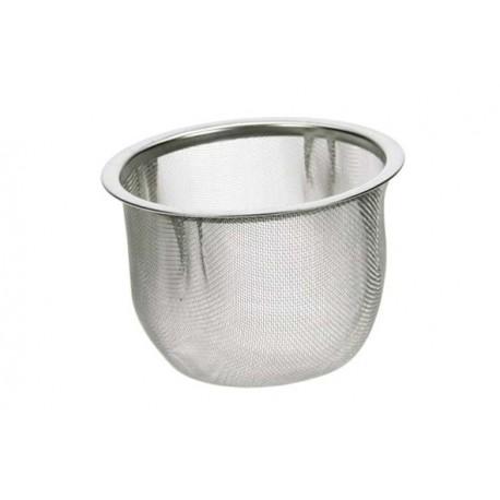 Filtre en inox pour théière, diamètre 5,5 cm